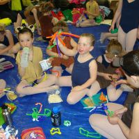 Backstage pipecleaner contest