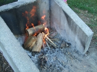 Mummy\'s fire