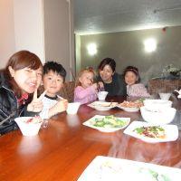 Yummy Chinese dinner