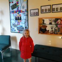 Visiting the lower school