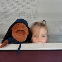 Poppy\'s puppet