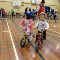 Wacky Bikes