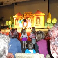 Dorothy the Dinosaur show