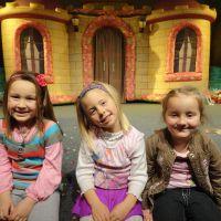 Ayla, Poppy & Jana at the show