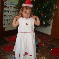 Lovely poppy dress from grandparents