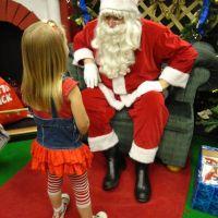 Richmond Mall Santa