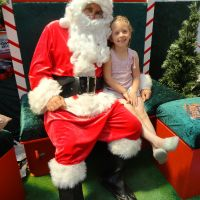 Awesome Santa at Mitre10 Mega - the best in town!