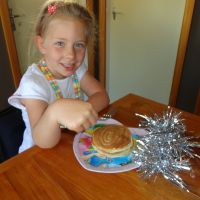 Special pancake breakfast on Christmas Day