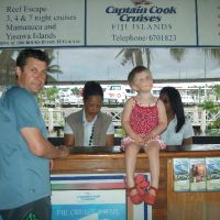Captain Cook Island Cruise