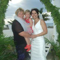 Adrienne, Poppy & Pam