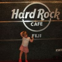Dinner at the Hard Rock