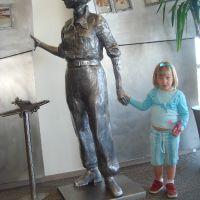 Jean Batten statue
