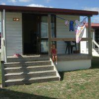 Cabin 35 at Papamoa Beach Top Ten Resort