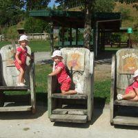 The three bears chairs