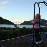 Okiwi Bay playground stopover